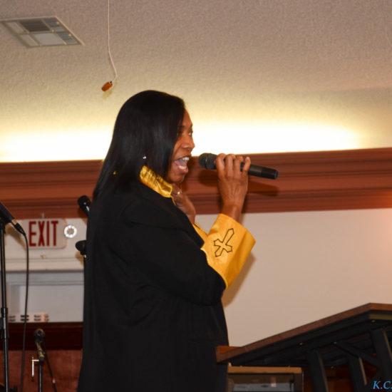 GUEST SPEAKER PASTOR KIMBERLY ROME-TRUE LIFE MIN. - PORTERDALE,GA
